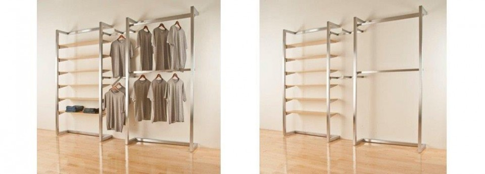Alta Store Wall Display Fixture System